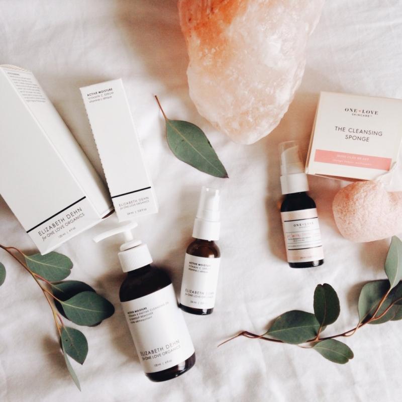Skincare, Oil Cleanser, The Cleansing Sponge, Vitamin C Serum