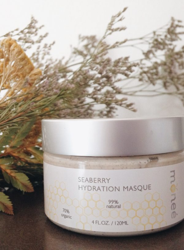 Monee Cosmetics Seaberry Hydration Masque