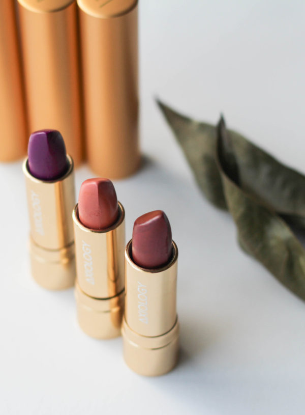 Axiology Beauty: Natural Lipstick Review