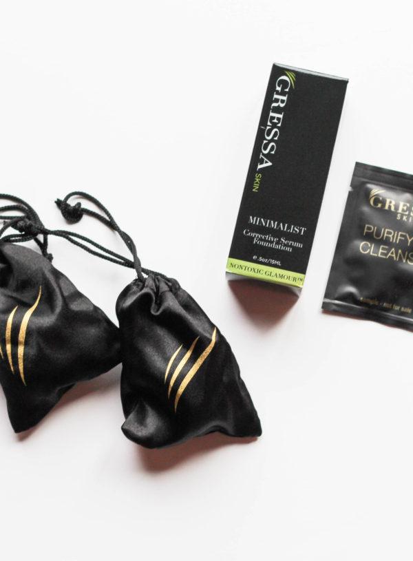 Gressa Skincare Serum Foundation + Lip Boosts