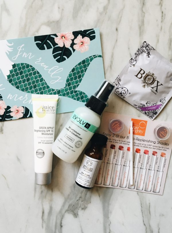 Petit Vour's June Beauty Box