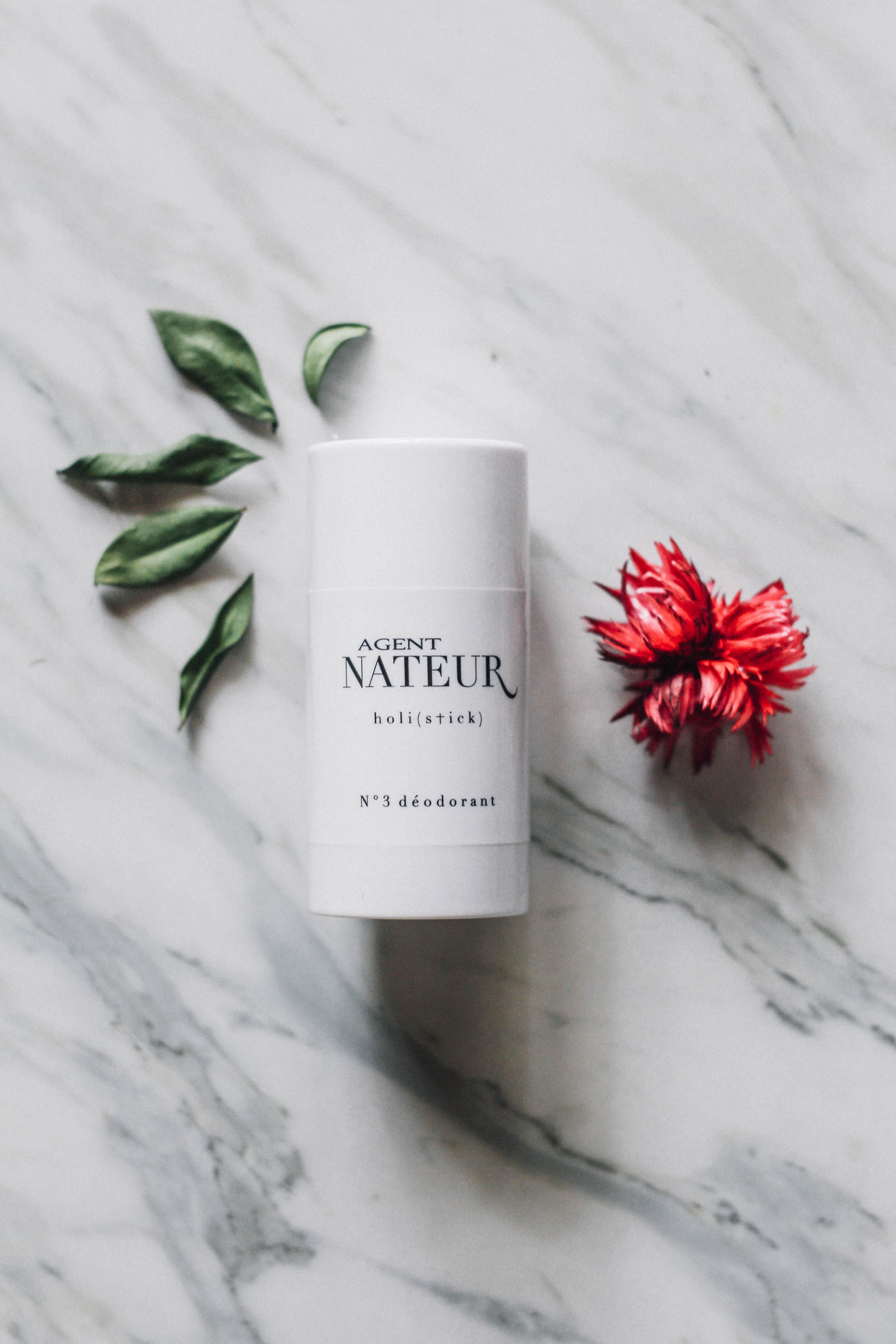 organic holi(stick) deodorant