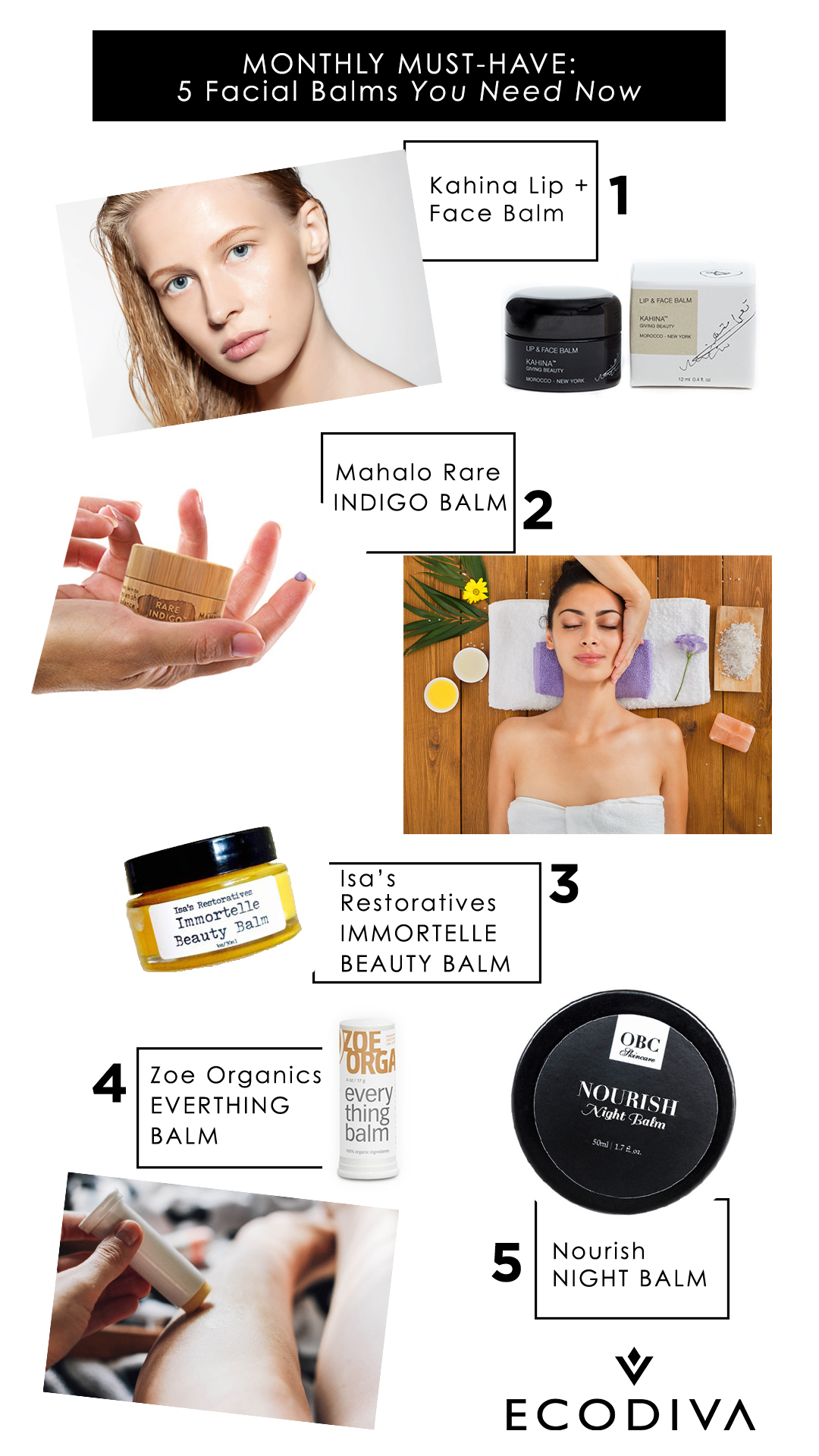 5facialbalms