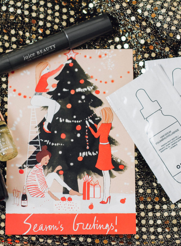 Petit Vour December 2016 Beauty Box