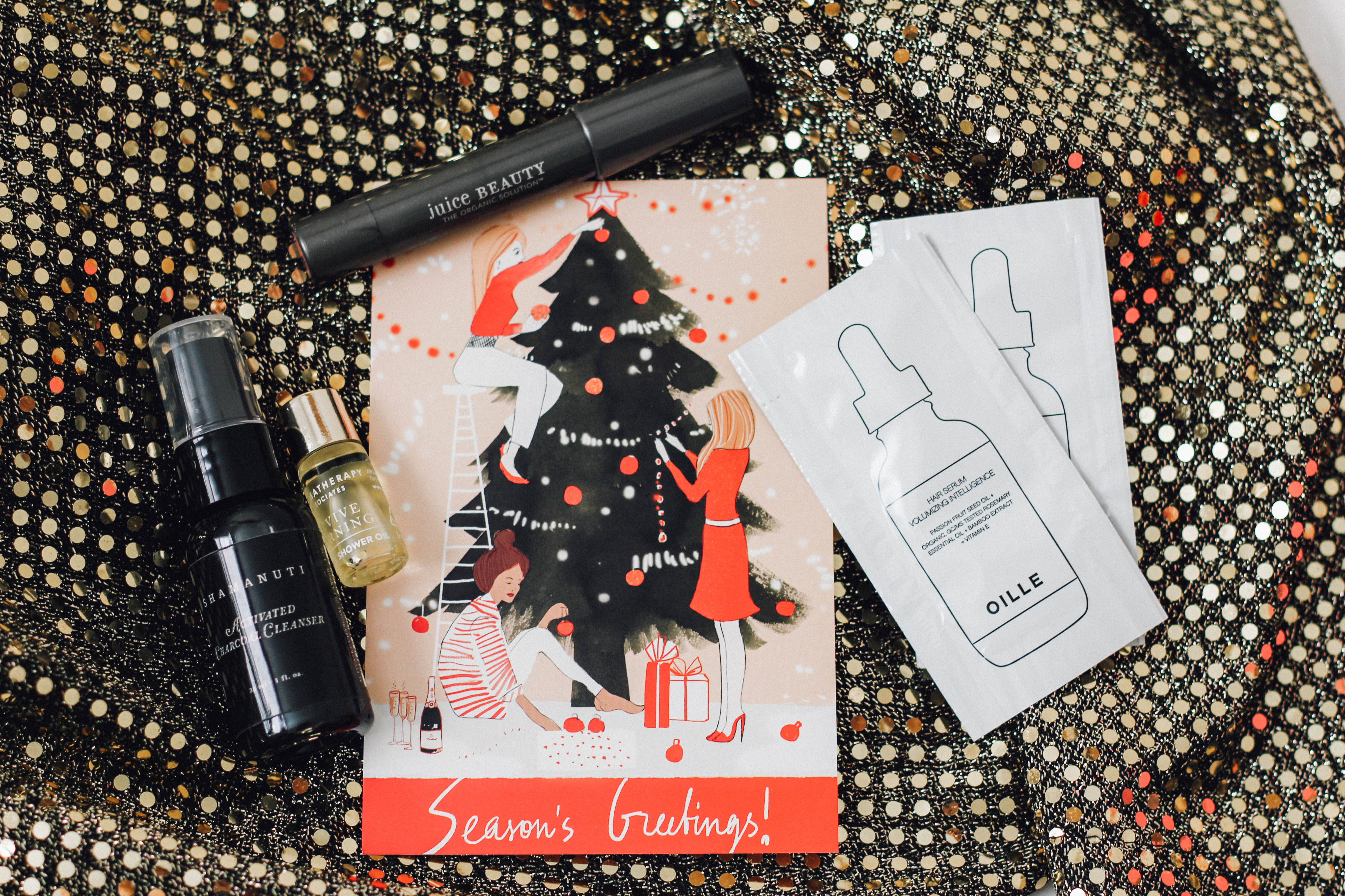 Petit Vour December 2016 Beauty Box