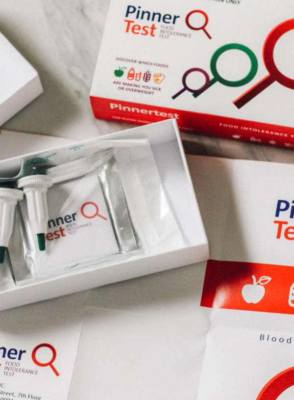 Pinner Test: Food Intolerance Testing + Results