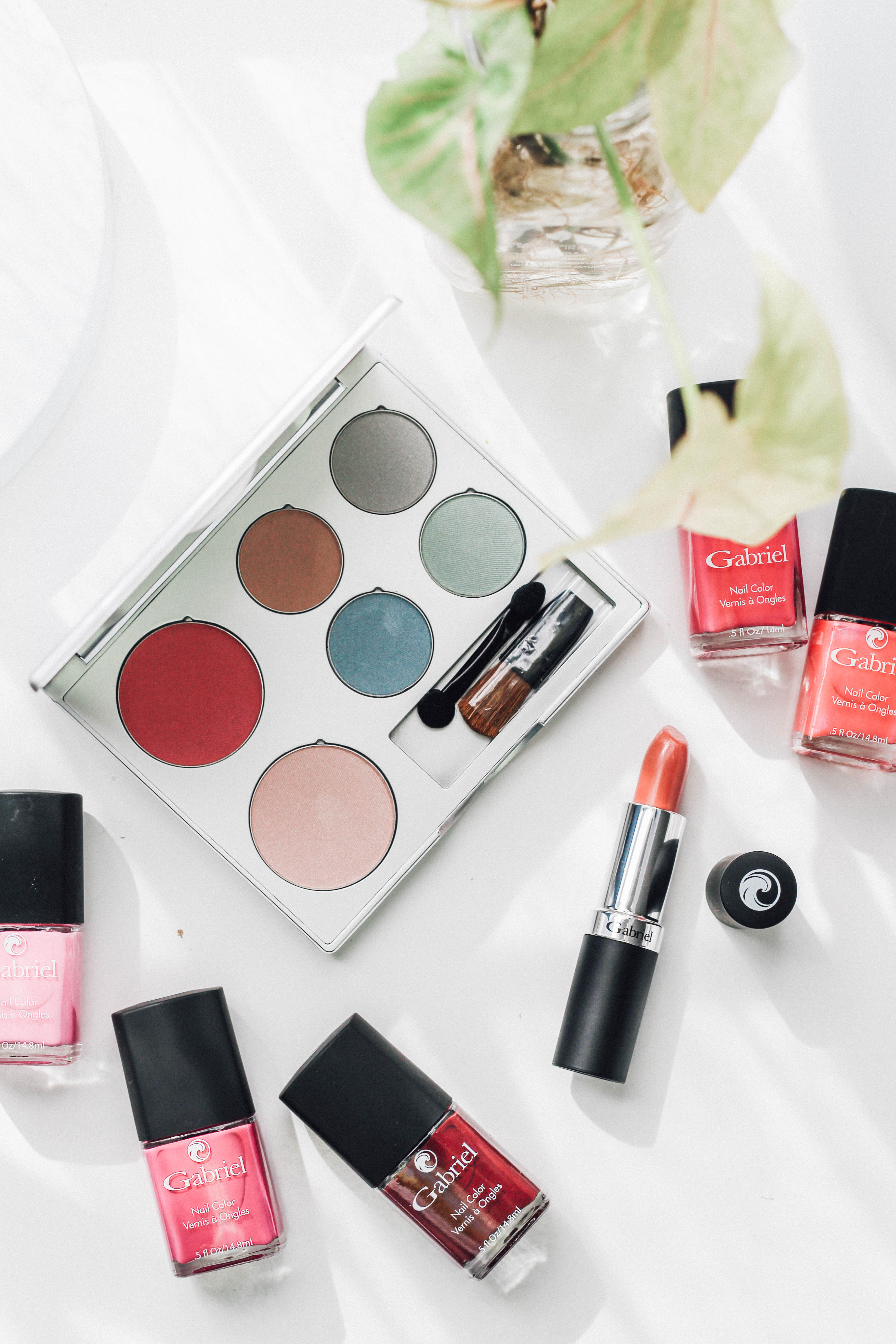 Gabriel Cosmetics Radiant Beauty Collection