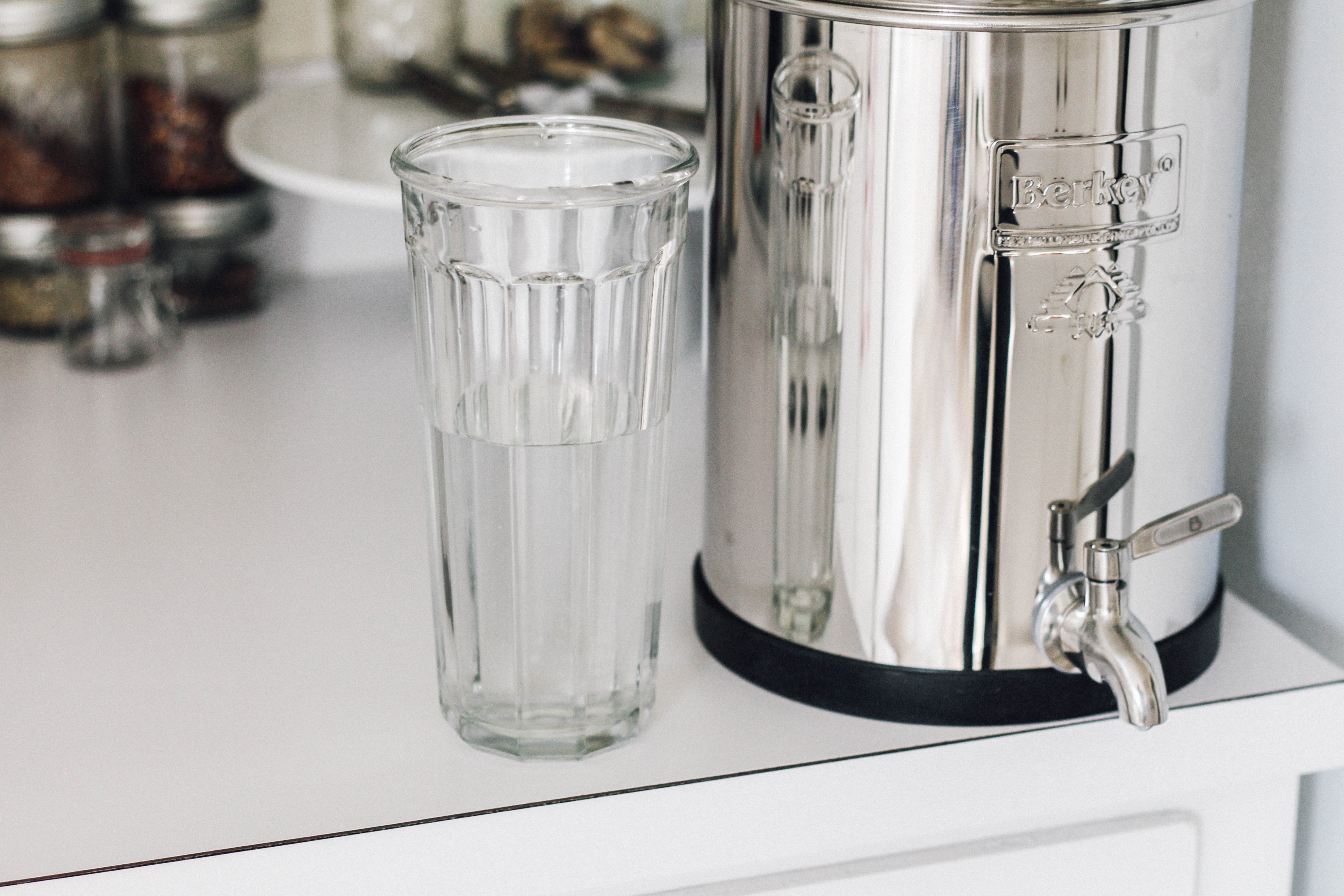 THE BERKEY WATER FILTER AND WHY I LOVE IT