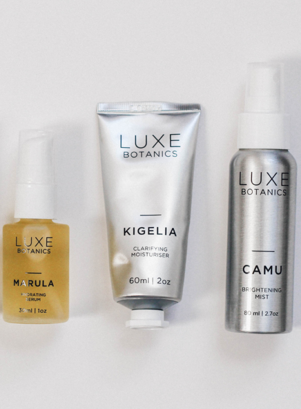 Brand Highlight: Luxe Botanics, Skincare With a Purpose